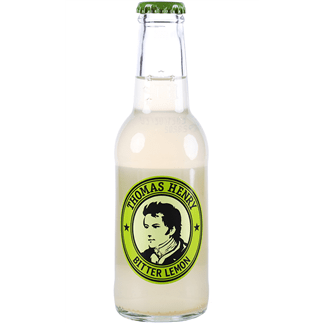 Tónica Thomas Henry Bitter Lemon Caja 24 Botellines 20cl