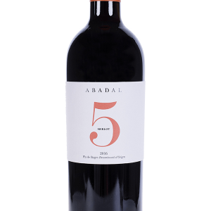 Abadal 5 Tinto 75cl