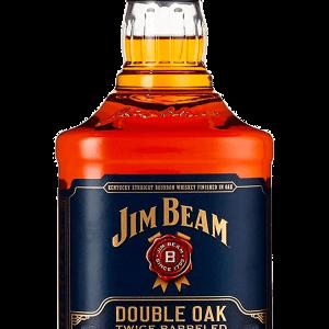 Bourbon Jim Beam Double Oak 70cl