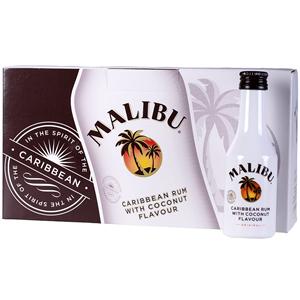 Malibú Pack 12 Miniaturas 5cl