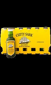 Whisky Cutty Sark Pack 12 Miniaturas 6CL