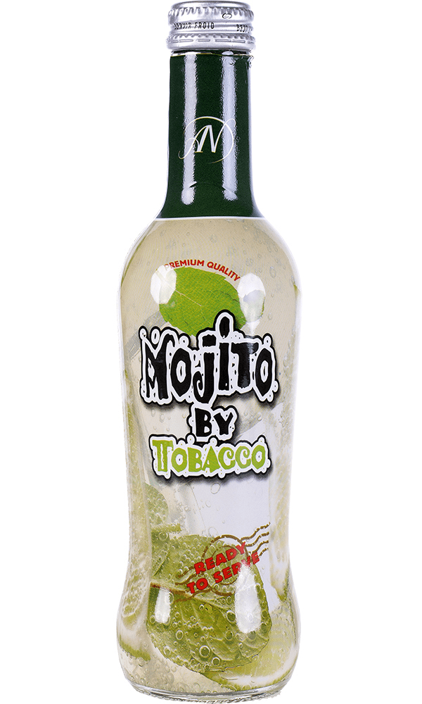 Licor Tobacco Mojito Mix 27cl Caja 24 Botellas