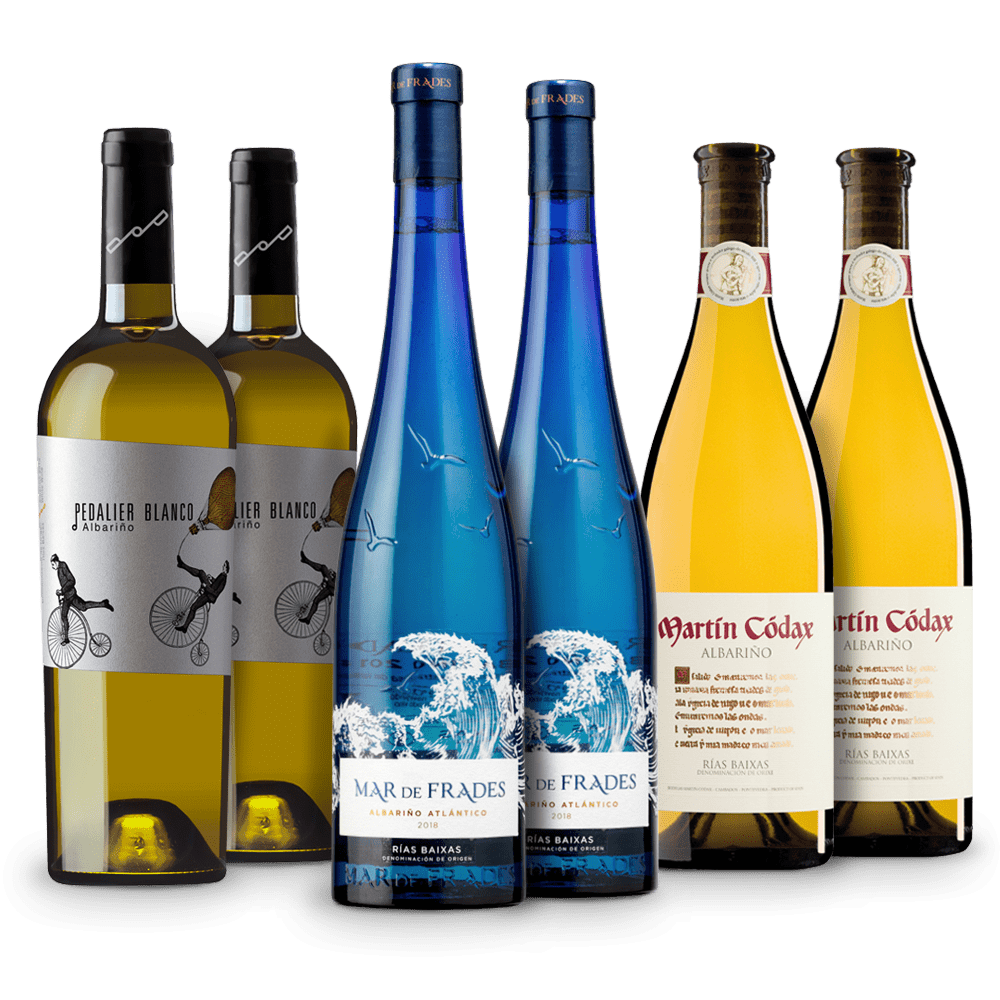 Lote Vinos Albariño