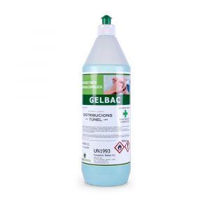 Hidrogel Alcohólico Gelbac 1 Litro