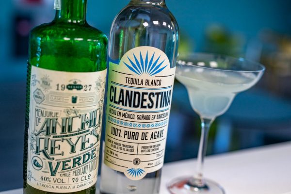 Tequila Clandestina 70 cl