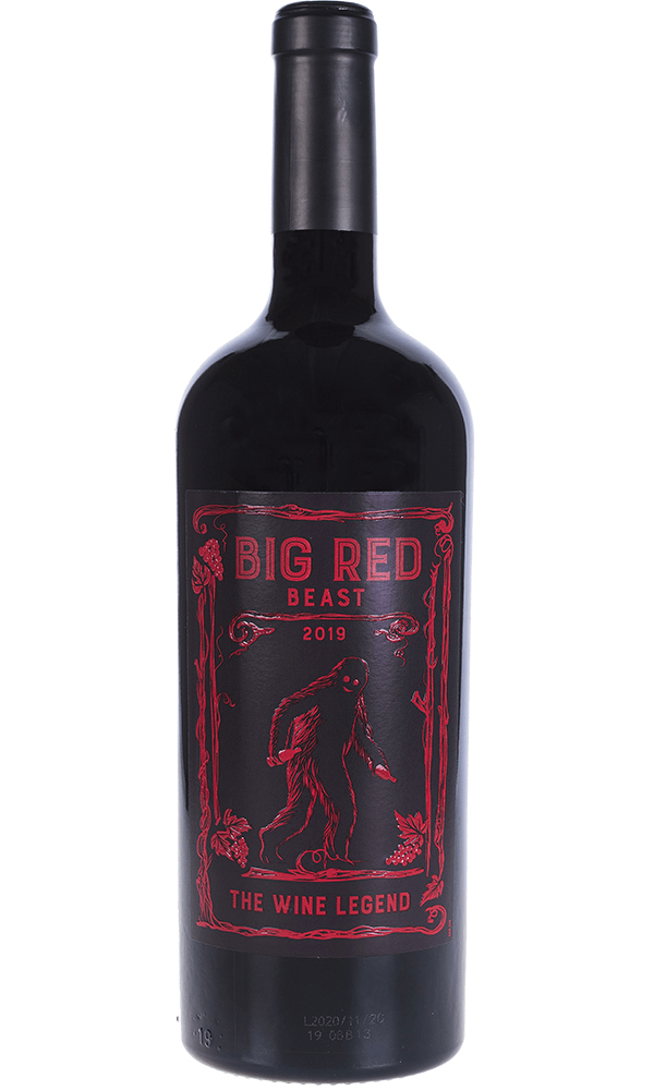 Big Red Beast Tinto 75cl