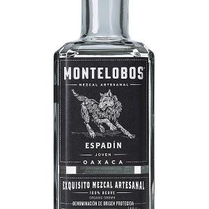 Mezcal Montelobos Espadín Joven 70cl