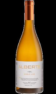 Alberte Doble Lias Blanco 75cl