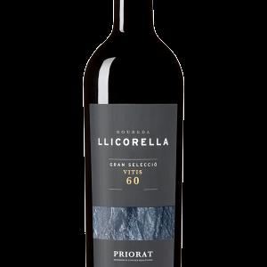 Llicorella Vitis 60 Priorat Negre 75cl
