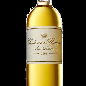 Chateau d'Yquem 2004 Blanco 75cl