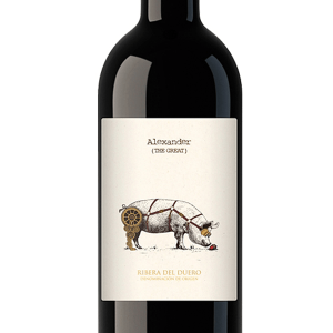 Alexander The Great tinto 75 cl