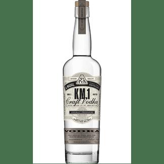 Vodka KM.1 Mediterranean Premium 70cl