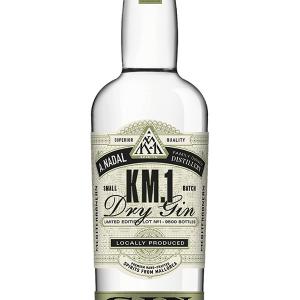 Gin KM.1 Mediterranean Premium 70cl