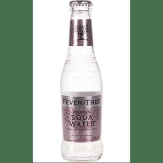 Soda Fever Tree Caja 24 Botellines 20cl