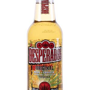 Cerveza Desperados Botellín 33cl Pack 6 Bot. Caja de 24 u.