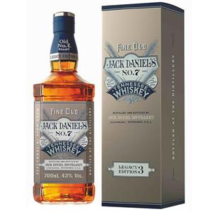 Bourbon Jack Daniel´s Nº3 Legacy Edition 70cl