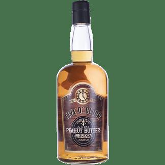 Whisky Five O'clock Peanut Butter 70cl