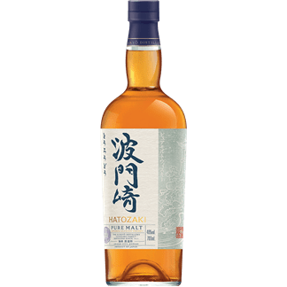Whisky Hatozaki Pure Malt 70cl