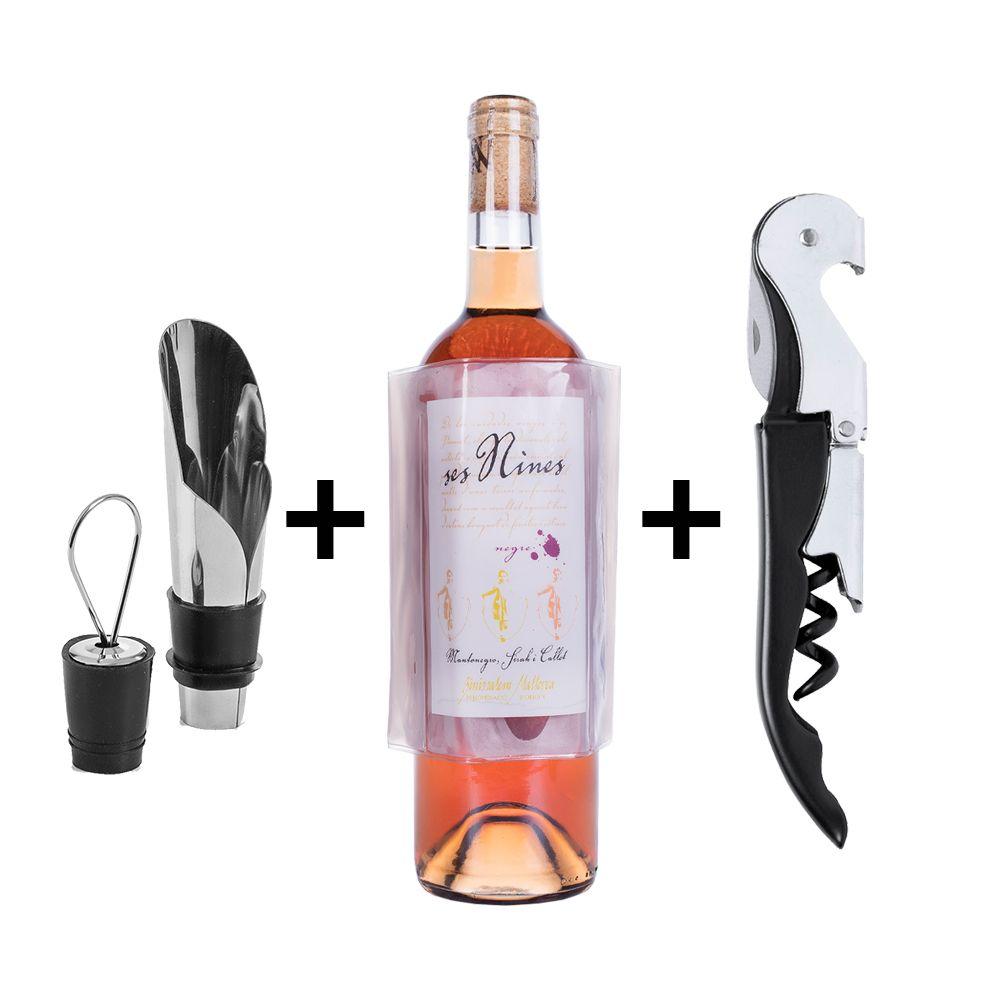 Kit Utensilios Vino